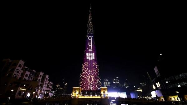 Дубай: Новый год – новый рекорд!