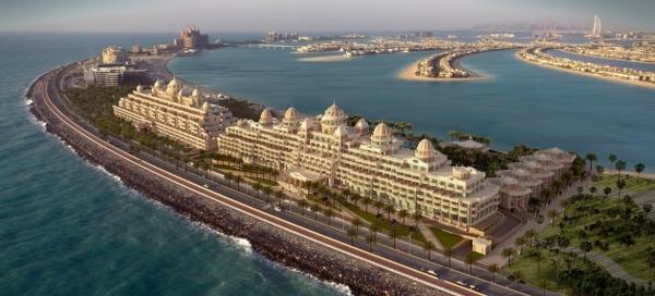 В Дубае открылся новый роскошный отель!