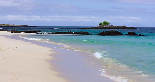 Лучшие в мире пляжи на Галапогосах