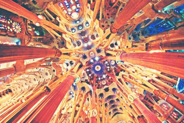 Барселона – город с самой интересной архитектурой