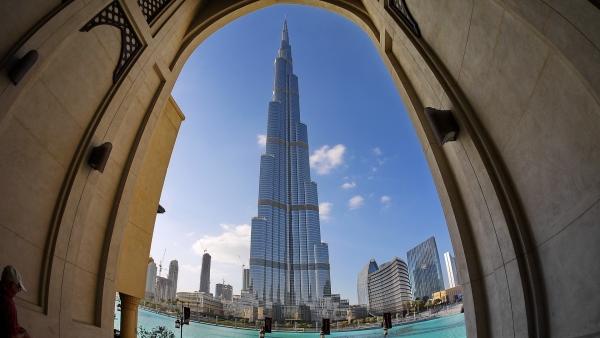 В 2017 году Дубай посетило более 15 млн туристов