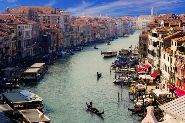 Венеция вводит новый налог!